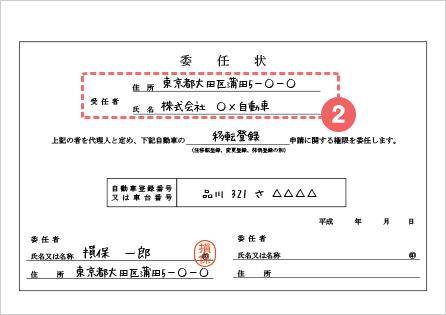 自動車 名義 変更 福岡